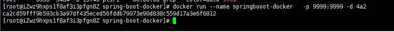 还在手动启动springboot项目?docker部署不香吗?